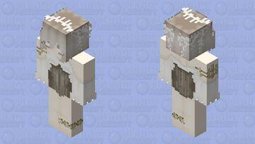 Vicar Minecraft Skin