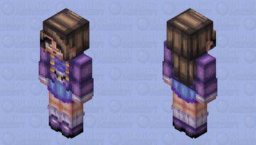 Another Day, Another Homework - Rosie Riley [OC] Minecraft Skin