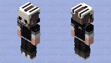 Assasin V9 Minecraft Skin