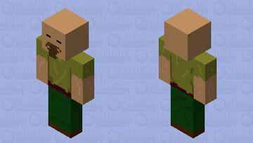 Runescape bot Minecraft Skin