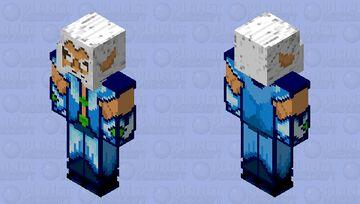 ZEUS (DOTA 2 INSPIRED SKIN) Minecraft Skin