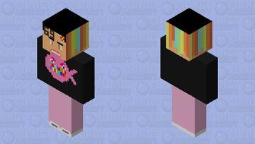 6ix 9ine Minecraft Skin