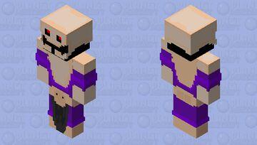 Someone Minecraft Skin