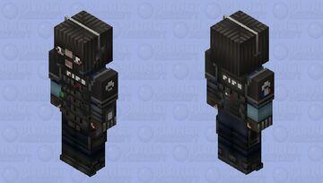 Twitch (Default)   R6S Minecraft Skin