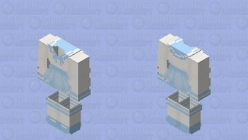 School uniform Skin base Minecraft Skin