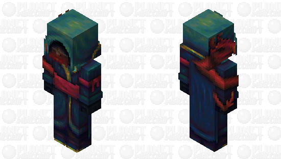 Dragon Tamer Minecraft Skin