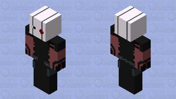 Pistoleiro (Esquadrão Suicida) Minecraft Skin