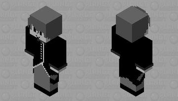 80's Stylized Kai (my 80's themed Skin) Minecraft Skin