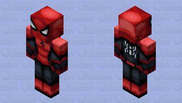 Spider man (Evilout) 2019 Minecraft Skin