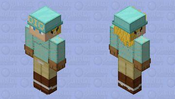 JJBA Diego Brando Minecraft Skin