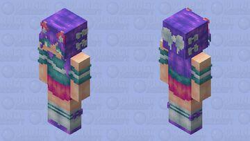 Nyaa~ || Bows UwU Minecraft Skin