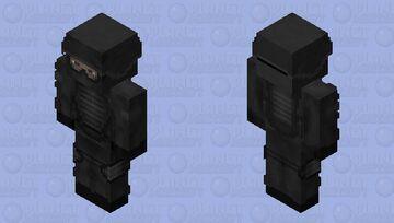 HD Commando Minecraft Skin