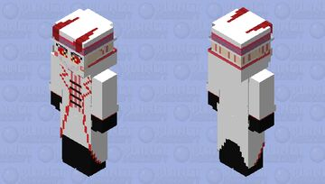 King of Hell Minecraft Skin