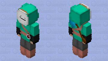 Dream (human) Minecraft Skin