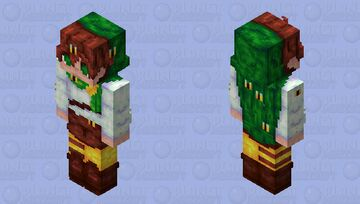 Bee boy for vincie Minecraft Skin