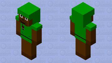 military bear Minecraft Skin