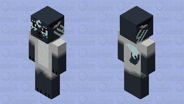 fantasy wolf #1 Minecraft Skin