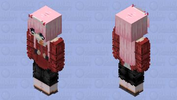 -Zero Two- Minecraft Skin