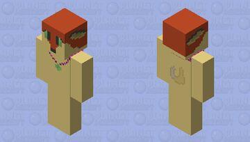 Desert fox Minecraft Skin