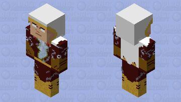 Shazam Prime w/LTL (Injustice, Gods Among Us) Minecraft Skin