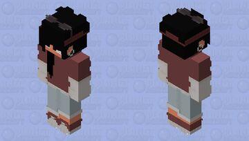 yes Minecraft Skin