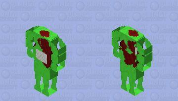 headless dipsy Minecraft Skin