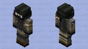 Vympel Special forces Russia Minecraft Skin