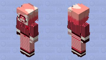 Swap Cherri Bomb Minecraft Skin