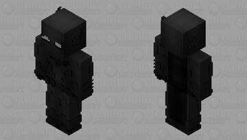 Armored Batman (HD) Minecraft Skin