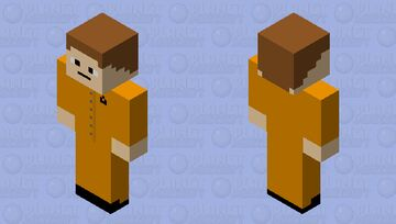 D-Class Personell (Male) Minecraft Skin