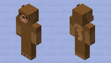 PUPPY ~Experimenting with skin editors~ Minecraft Skin