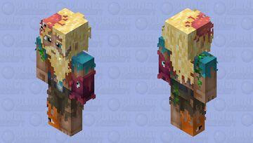 Stranded  (remake in HD) Minecraft Skin