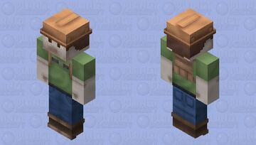 Axe Man   Alchestbreach Minecraft Skin