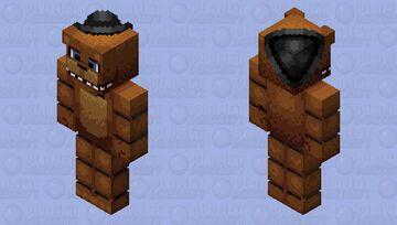 My first hd bedrock minecraft skin Minecraft Skin