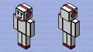 Charles (Henry Stickmin) Minecraft Skin