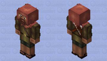 Wilhelm Tell (HD) Minecraft Skin