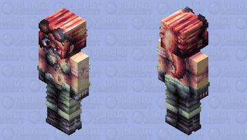 Mirai - OC (HD Edition) Minecraft Skin