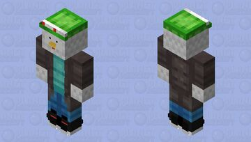 I see nothing wrong with this Minecraft Skin