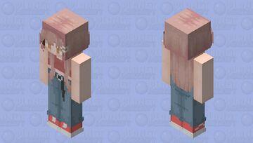 ~Neighbors~ Rosé Minecraft Skin