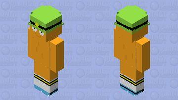 Wander | Wander Over Yonder Minecraft Skin