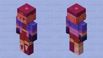 - pure imagination - (edited) Minecraft Skin