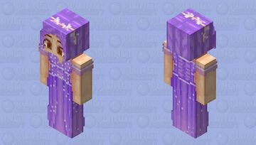 prom queen Minecraft Skin