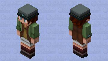The Steampunker | Terraria Minecraft Skin