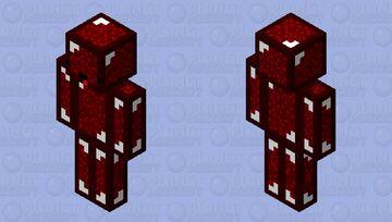 netherrack buddy Minecraft Skin