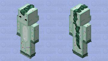 Bubbly Dinosaur Minecraft Skin