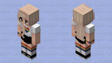 Be yourself. Minecraft Skin