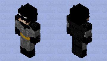 New 52 Batman Minecraft Skin