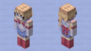 [[HD]] the cooler sailor moon Minecraft Skin