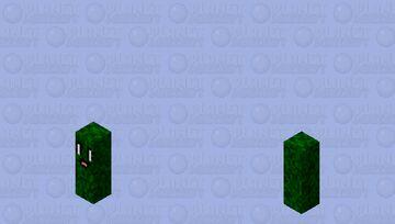 Cute Pickle Minecraft Skin