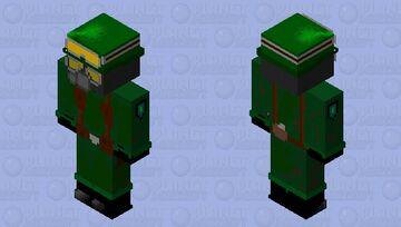 soldado Minecraft Skin